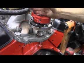 how to install a distributor in a sbc