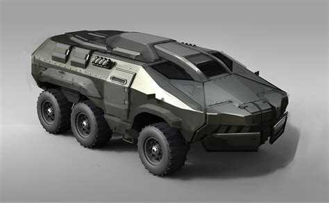 concept armored vehicle cold war nation rp