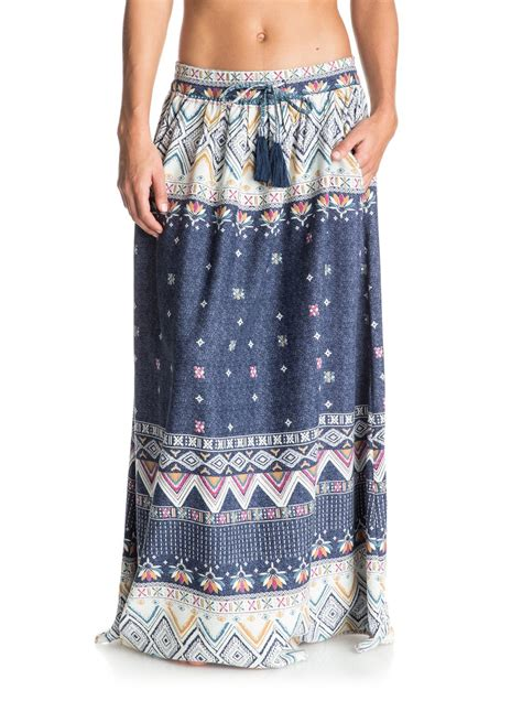 Flow Maxi welly flow maxi skirt erjwk03019