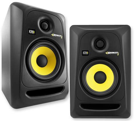 Speaker Monitor the top 10 best studio monitor speakers the wire realm