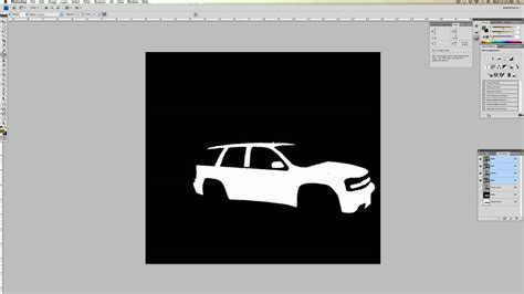 Chagne Black by Photoshop Change The Color Of A Black Car