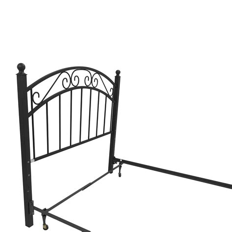 full iron headboard 69 off crate and barrel crate and barrel full iron bed