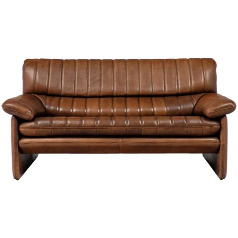soft leather sofas sale vintage de sede ds 85 soft leather sofa for sale at 1stdibs