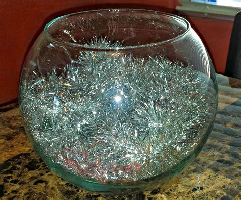fish bowl centerpieces diy silver gold fish bowl centerpiece on a