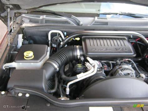 Jeep 4 7 L Engine 2006 Jeep Commander Standard Commander Model 4 7 Liter