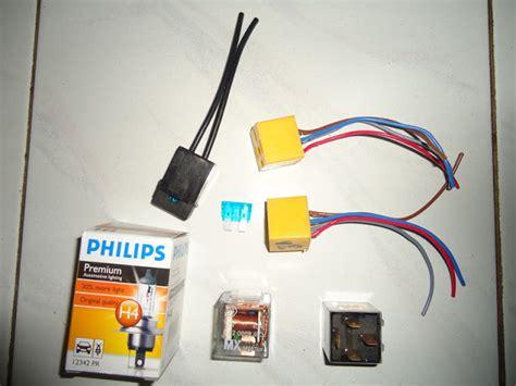 Klakson Universal Bisa Nyala Tanpa Relay memasang relay untuk lu byson fz series