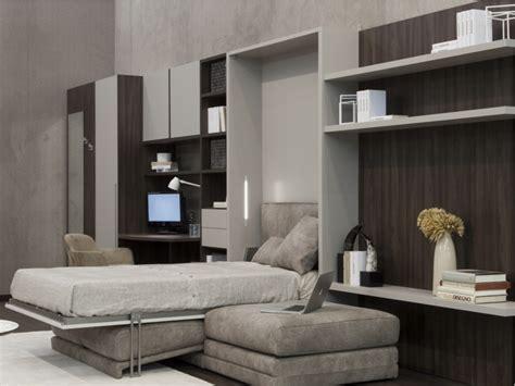 pareti attrezzate con letto a scomparsa parete attrezzata con letto a scomparsa on by tumidei