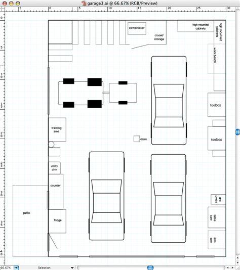 garage floor plans with workshop nice 30x50 garage plans 12 30x40 garage floor plans