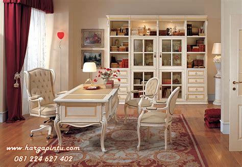 Meja Kantor Elite meja kantor mewah elite 1 set harga pintu harga pintu