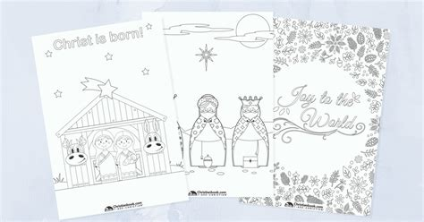 festive christmas colouring book downloads archives christianbook com blog