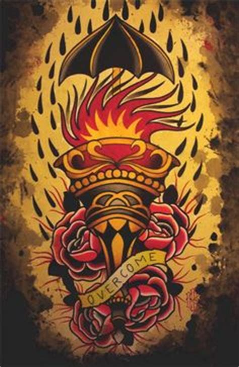 black torch tattoo 1000 images about traditional on