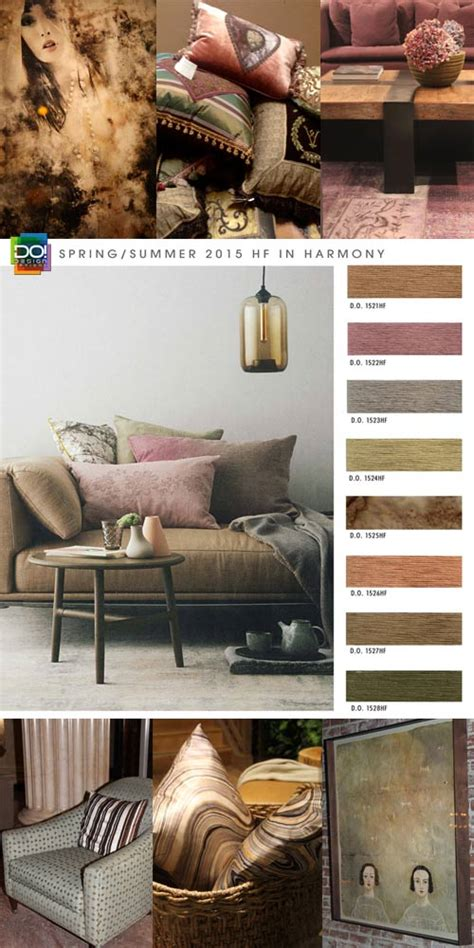 Home Design Trends For Spring 2015 | spring summer 2015 interior trends from design options