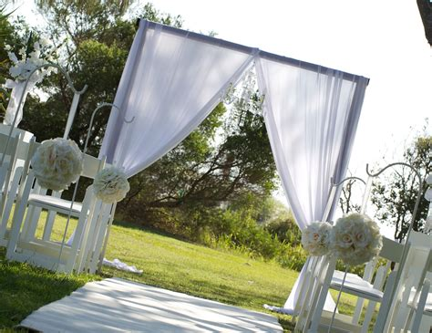 Wedding Arch Square by Show Me Your Wedding Arch Chuppah Ceremony Backdrop