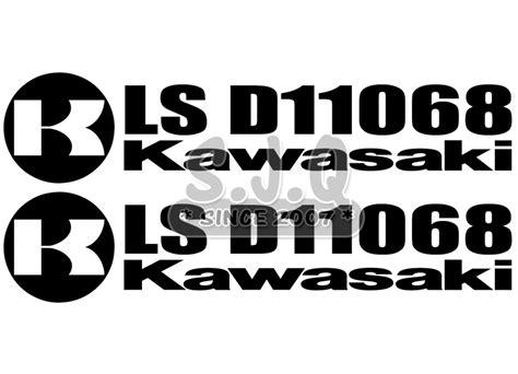 Kawasaki Jet Ski Sticker Kit by Sticker Jetski Kit Immatriculation Kawasaki Boutique En