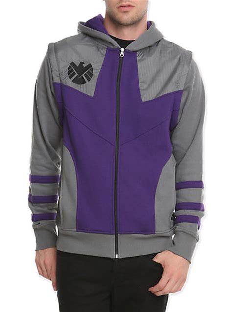 Zipper Marvel Jaket Hoodie hawkeye hoodie for sale official marvel hoodie xl munden s bar