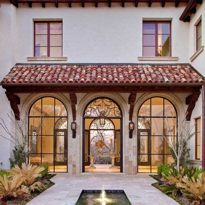 spanish awnings spanish colonial awnings exterior pinterest