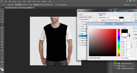 Kaos Hitam Psd template kaos polos hitam depan belakang untuk desain kaos