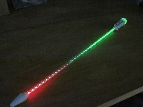 led walking cane