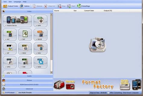 format factory with crack free download format factory crack 3 5 0 download full version fcs