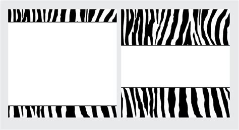 free zebra business card template zebra paper and business card templates by stacyo on