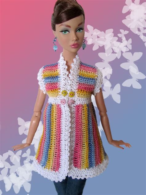 pattern clothes for barbie 189 best images about barbie en popklere on pinterest