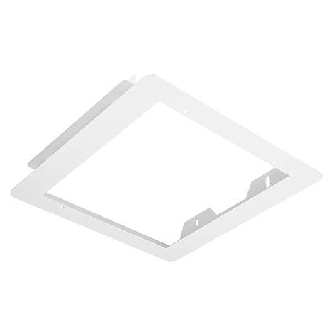 Led Canopy Lighting Fixtures Led Low Profile Canopy Light 58wt 5500 Lumen Multi Volt Led For Recessed Light Junction Box Led