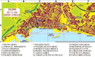 Salerno Italy Map by Salerno Italy Map Images