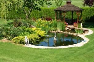 installer un bassin dans jardin mon coach jardinmon