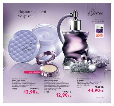 Parfume Oriflame Grace oriflame aralik katalogu 2012