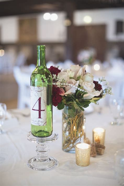 wine bottle centerpieces for wedding 17 best ideas about wine wedding themes on