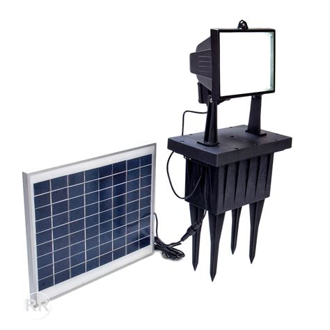Solar Powered Outdoor Security Light Click An Image To Enlarge