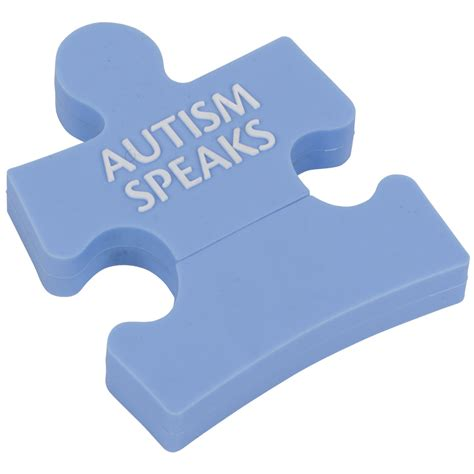 Autism Home Support by Autism Speaks Puzzle 8gb Usb Autism Speaks