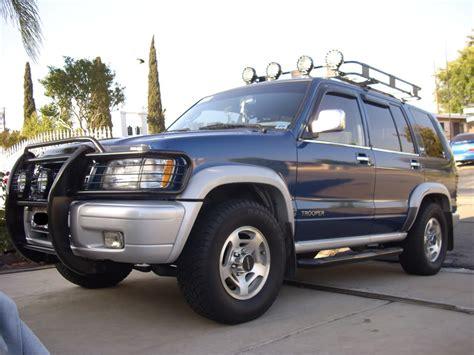 isuzu trooper bighorn rodeo amigo vehicross 4 isuzu vehicross 3 5 1998 auto images and specification