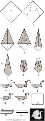 How To Make An Origami Turkey - 25 unique origami ideas on easy origami