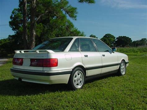 Audi 90 20v by 1991 Audi 90 Quattro 20v German Cars For Sale