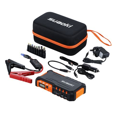Power Bank Jump Starter 18000mah 12v emergency car jump starter battery charger