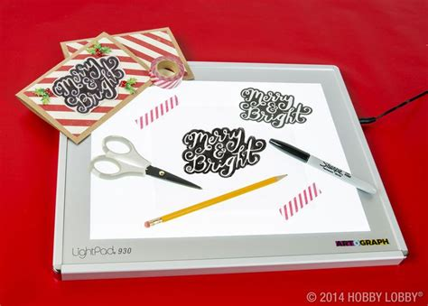 hobby lobby light pad 50 best gifts for crafters images on pinterest art