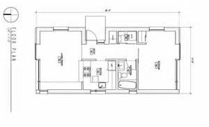 Granny Pods Floor Plans by Backyard Box