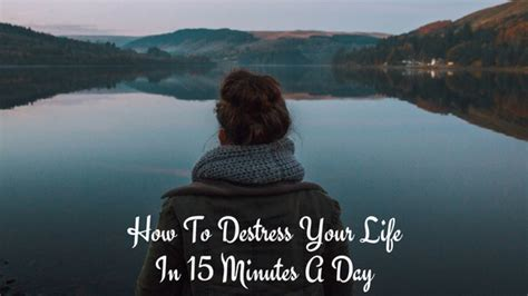 how to de stress you cat how to destress your in only 15 minutes a day unlock happiness