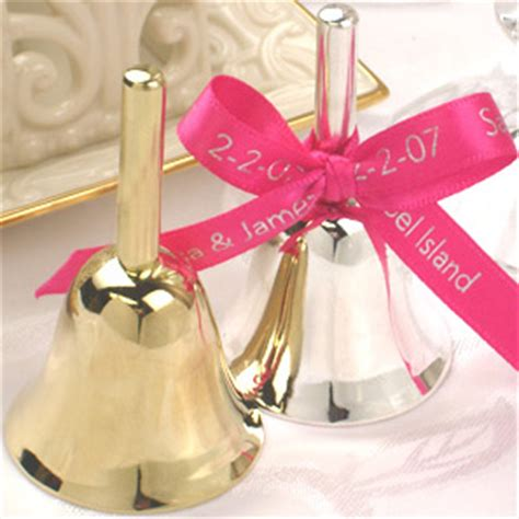 Wedding Favors Bells by Simple Ideas For Wedding Favors