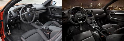 Bmw 1m Interior by Car Wars Audi Comes Back At Bmw Br Racing