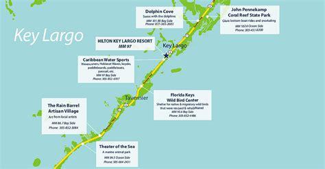 where is key largo florida map key largo an ecoutourist paradise in the florida