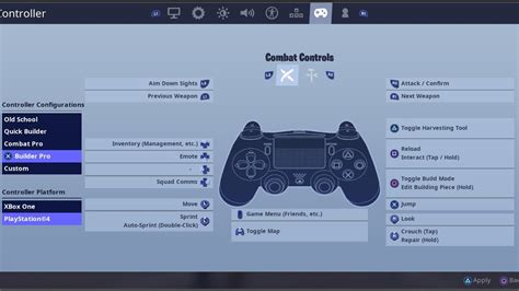 fortnite  contollerbind settings edit  pc youtube