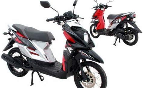 Bandul Stang Mio J Xeon Soul X Ride harga yamaha x ride enggak di bawah soul gt tapi enggak lewat xeon rc tribunnews