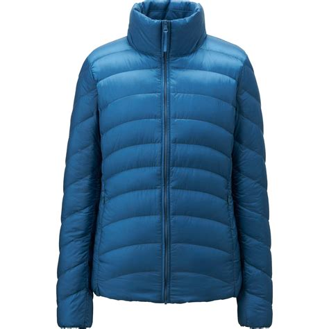 Ultra Light Jacket S by Uniqlo Ultra Light Jacket In Blue Lyst