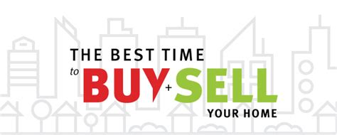 when is the best time to buy a house this infographic reveals the best time to buy and sell your home