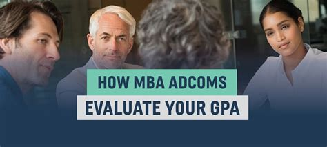 Do Grades Matter For Mba by Renaldi S How Mba Adcoms Evaluate Your Gpa