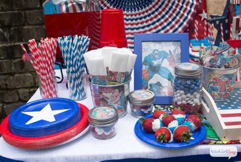 american themed party europe festa infantil do capit 227 o am 233 rica 15 ideias e fotos de