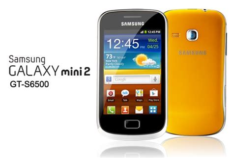 Mini 2 Spesifikasi samsung galaxy mini 2 s6500 citra hp karangploso