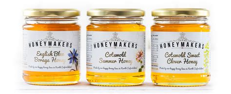 Top Five Honey Products by V L Honeymakers A Bee Business In Oxfordshire